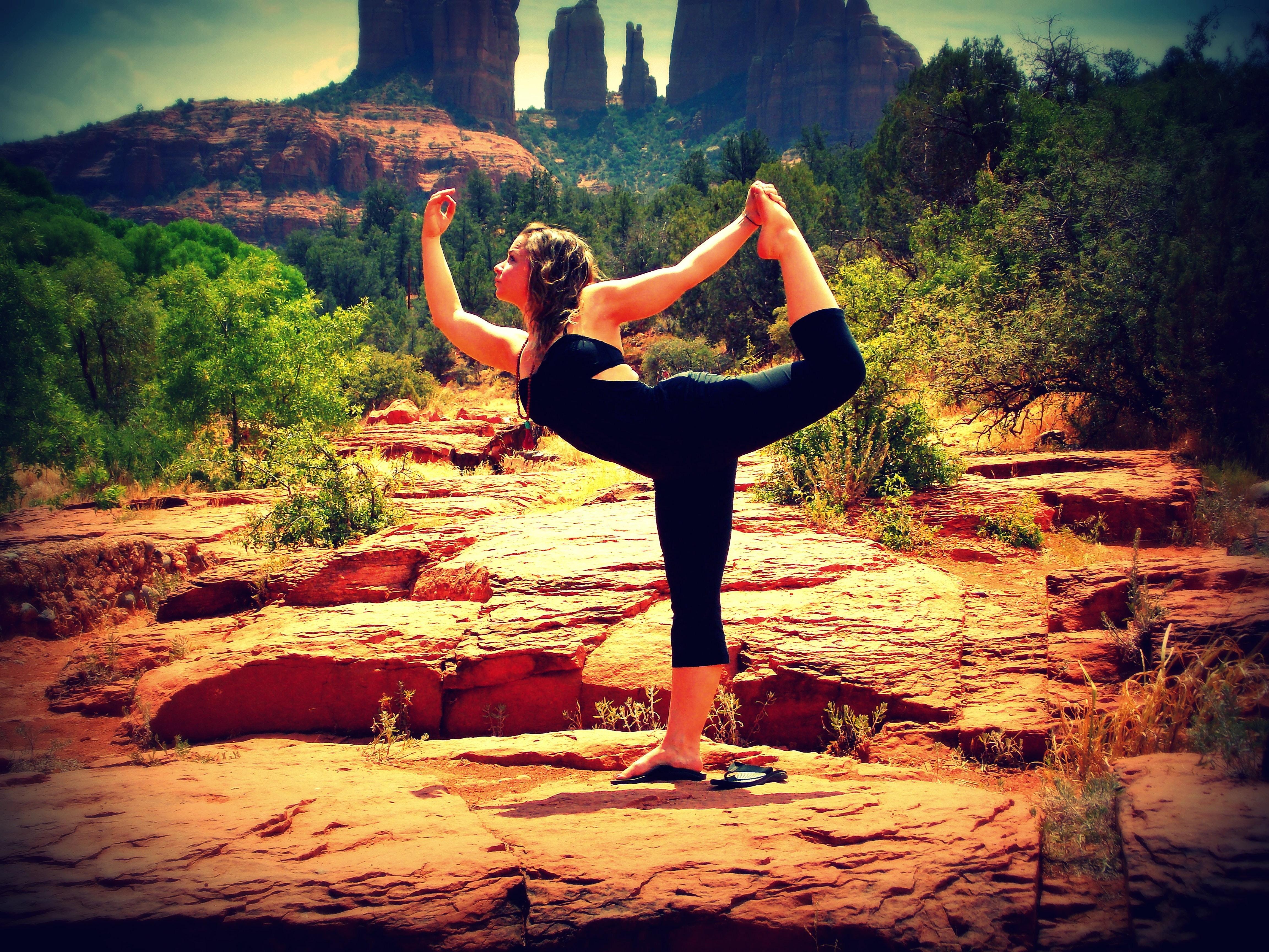 yoga e sports